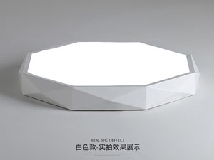 Led святло DMX,колер Macarons,24W Трохмерная форма потолочное асвятленне 5, white, KARNAR INTERNATIONAL GROUP LTD