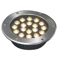 Led святло DMX,Святлодыёдны святло кукурузы,24W цыркуляр пахаваны агні 6, 18x1W-250.60, KARNAR INTERNATIONAL GROUP LTD